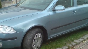 skoda 2007 mini